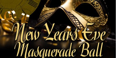 BEB 4th Annual NYE 2020 Masquerade Ball
