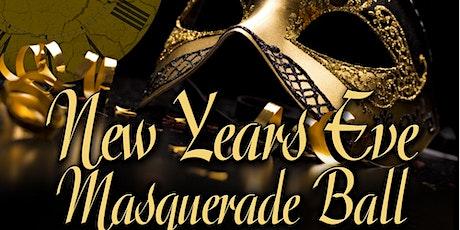 BEB 4th Annual NYE 2020 Masquerade Ball tickets