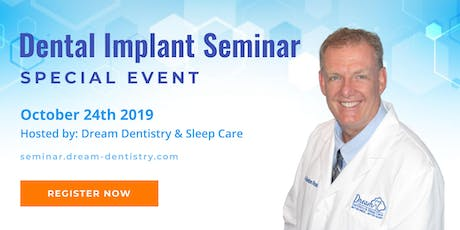 The Miracle Of Dental Implants tickets