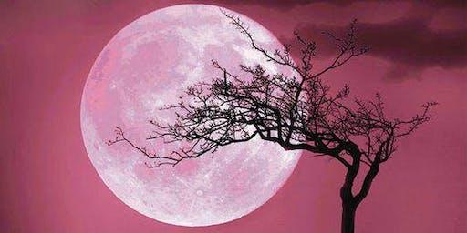 Full Moon Circle: Hunters Moon