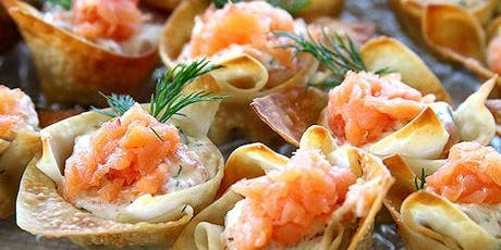 Holiday Entertaining - Canapes and Cocktails! tickets