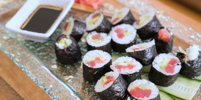 Roll the Perfect Sushi - Cooking Class by Golden Apron™