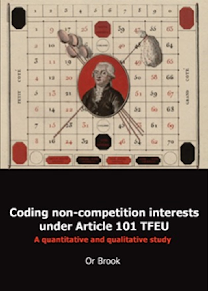 Coding Non-competition Interests Under Article 101 TFEU image