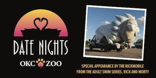 OKC Zoo Date Night featuring Rickmobile