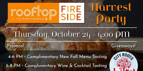 Harvest Party at The Rooftop tickets