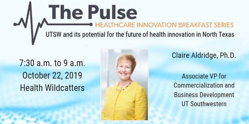 The Pulse Breakfast: UTSW & the Future of Health Innovation in North Texas