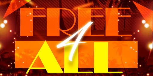 """""""FREE 4 ALL"""" - THE BIGGEST FREE EVENT OF THANKSGIVING WEEKEND!"""