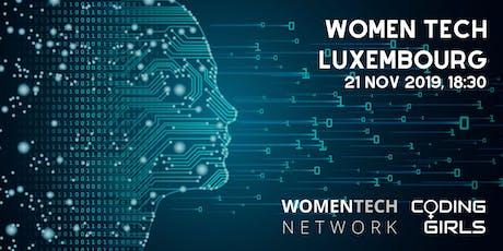 WomenTech Luxembourg (Employer Tickets) billets