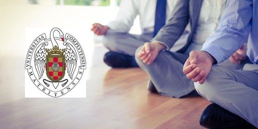Monitor de Mindfulness aplicado al trabajo (online). Universidad Complutens
