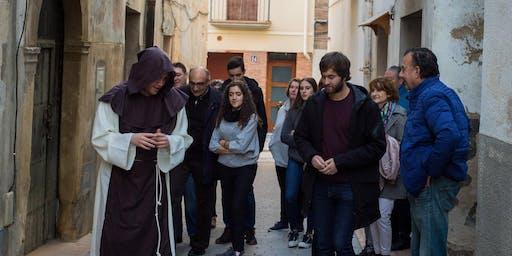 Visita teatralitzada al Celler Ronadelles