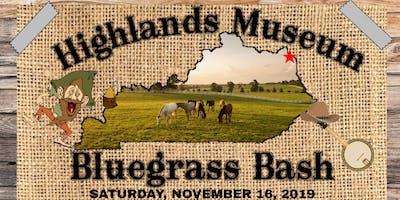 Highlands Museum Bluegrass Bash