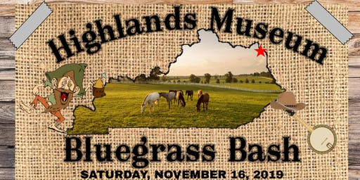 Highlands Museum Bluegrass Bash