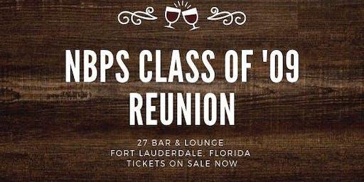 NBPS Class of 2009 Reunion