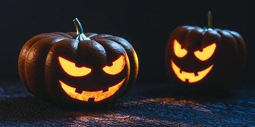 Halloween Craft (Sharoe Green)