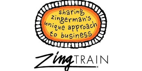 ZingTrain's The Art of Giving Great Customer Service,  1-Day Workshop tickets