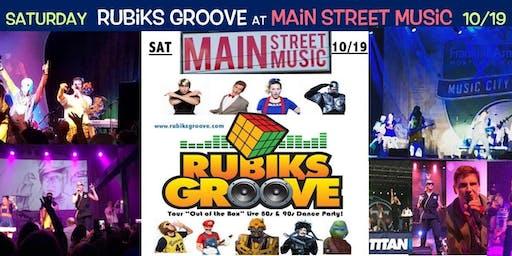Rubiks Groove