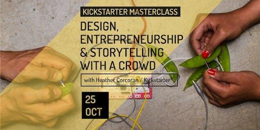 Free Kickstarter Masterclass at OpenDot FabLab | Milano - 25 Oct 2019