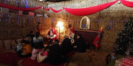 The Hayloft Santa Experience - Saturdays 2019 tickets
