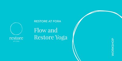 RESTORE at FORA: Flow and Restore