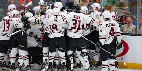 2019 ATB Financial Red Deer Rebels Junior Hockey Clinic tickets