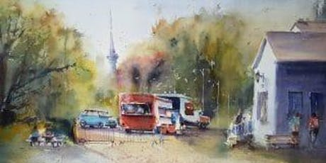 Watercolour Workshop: Landscape tickets