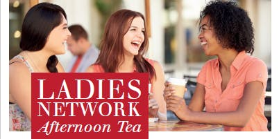 Josiah Hincks Ladies Network Afternoon Tea - Market Harborough