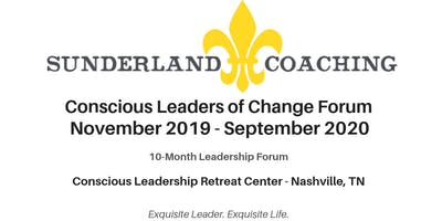 Conscious Leaders of Change Forum 2019-2020