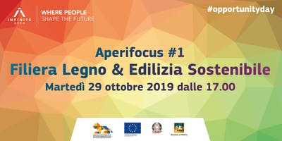 Aperifocus #1 - Filiera Legno & Edilizia Sostenibile
