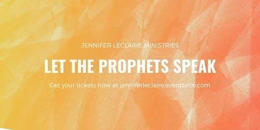 Let the Prophets Speak | Florida Prophets Unite