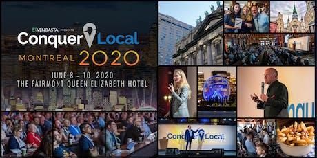 Conquer Local 2020 tickets