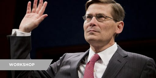IOP Career Development Workshop: Working in Intelligence with Michael Morell *STUDENTS ONLY*