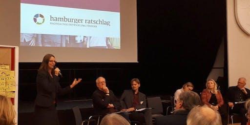 7. HAMBURGER RATSCHLAG: NACHHALTIGE STADTENTWICKLUNG