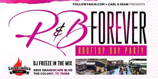 R&B FOR EVER Rooftop Affair