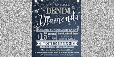 Buckets AAU - Fundraiser Event - Denim and Diamonds tickets
