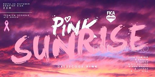 Pink Sunrise 2019 : Rio de Janeiro