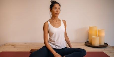 Taller de Movimiento para el Yoga: La Cadera entradas