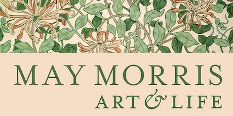 May Morris: Art & Life - January Tickets  tickets