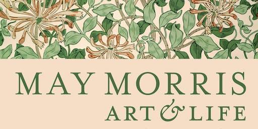 May Morris: Art & Life - January Tickets
