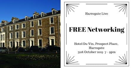 Harrogate Live at Hotel Du Vin tickets