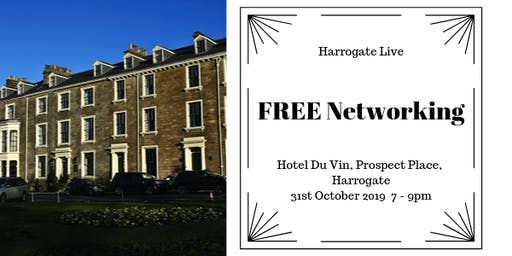 Harrogate Live at Hotel Du Vin