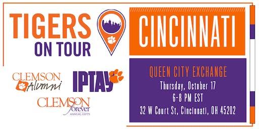 Tigers on Tour - Cincinnati