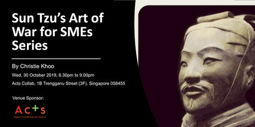 Sun Tzu's Art of War for SMEs
