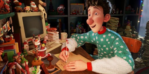 Film Screening: Arthur Christmas (PG)