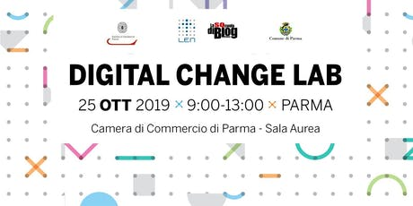 Digital Change Lab - Persone, Processi e tecnologie per la trasformazione biglietti