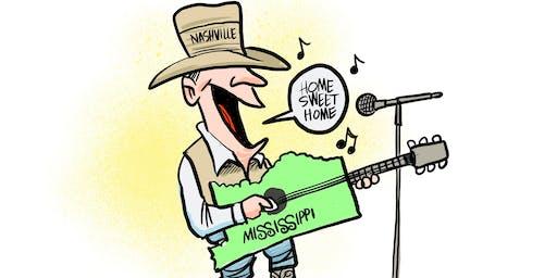 Mississippi Expats Project: Nashville