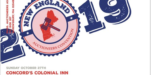 New England Auctioneers Convention 2019