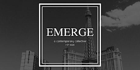 Emerge Art Exhibition Opening tickets