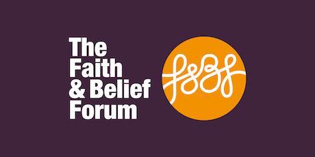 The Faith & Belief Forum Gala Dinner 2019 tickets