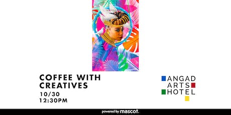 Coffee With Creatives | Shevare' Perry | fashion educator, artist, poet tickets