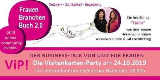 ViP! VisitenkartenParty FrauenBranchenBuch 2.0